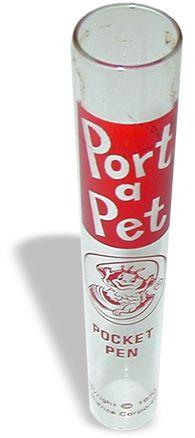 Sea Monkey Pocket Pen