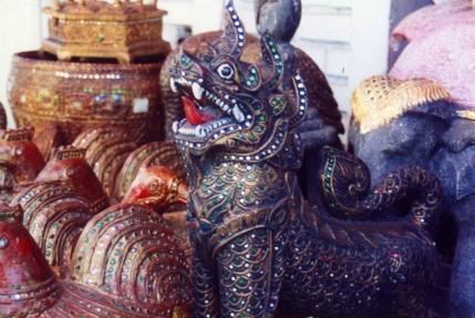 Mo Ringey Photograph, Chaing Mai, Thailand, 1996.