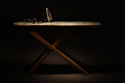 Mo Ringey - Ironing Board