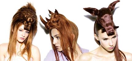 Nagi Noda Hair Hats