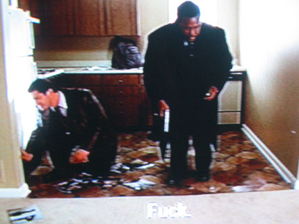 The Wire Season One, Disc two, Episode - Old Cases