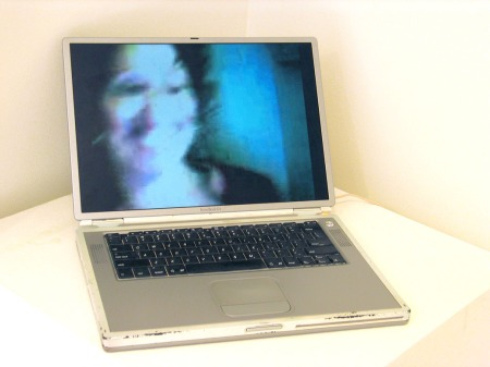 Images on my screen, 2007-2008, Chantal Zakari