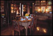 Jim Thompson's Dining Room.