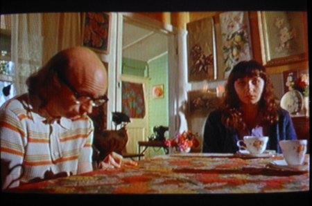 TV screecap from Sweetie, a delightful Australian film