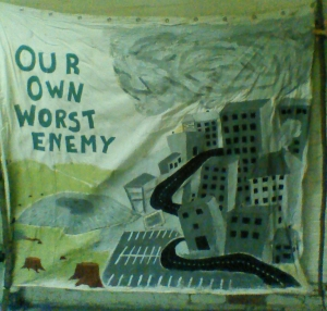 Banner by D.O. of The Enviro Show