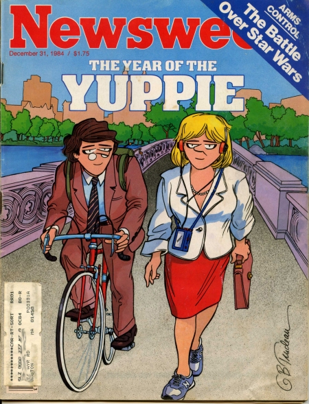 Newsweek Magazine December 31, 1985 THE YEAR OF THE YUPPIE