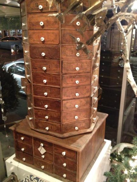 The intimate storage chest octagonal rotates super cool over 100 years old and still rocking at hunter bee